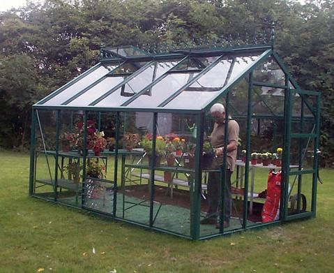 Foto de Invernaderos de jardín