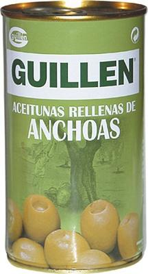 Foto de Aceitunas rellenas de Anchoas