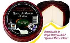 Foto de Queso de Murcia al vino
