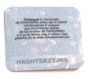 Foto de Etiquetas con códigos únicos