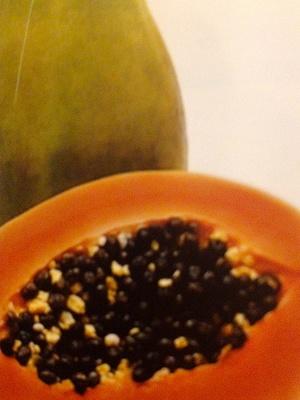 Foto de Papayas