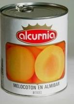 Foto de Melocotón en conserva