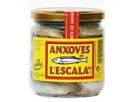 Foto de Anchoas en sal