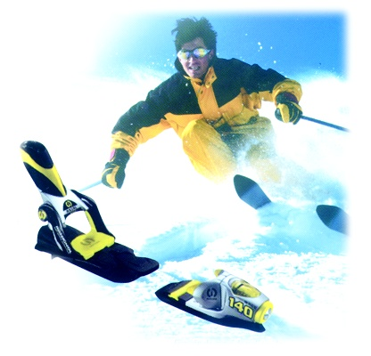 """Foto de """"Esquiar con seguridad"""""""