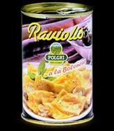 Foto de Raviolis a la boloñesa