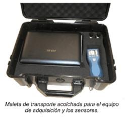 Foto de Plataforma de adquisición y procesamiento de señales