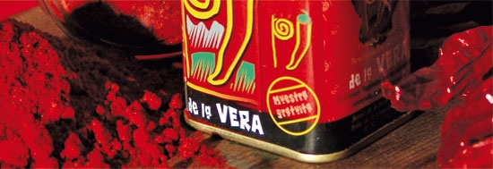 Foto de Pimentón de la Vera
