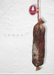 Foto de Lomo ibérico de cebo