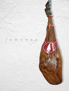 Foto de Jamón ibérico de bellota con D.O Dehesa de Extremadura