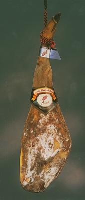 Foto de Jamones ibéricos de bellota