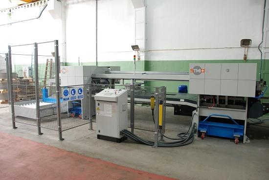 Foto de Línea de fabricación flexible de octógonos