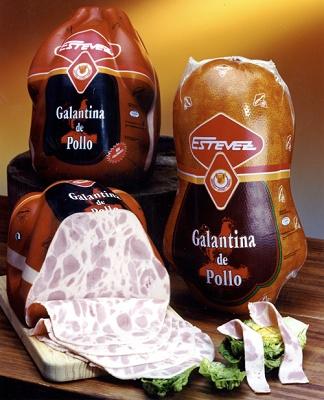 Foto de Galantinas de pollo