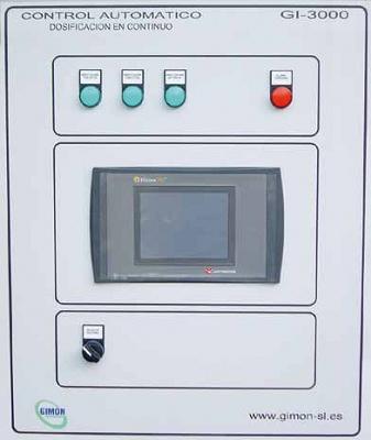 Foto de Controladores de dosificación de líquidos en proceso continuo