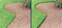 Borde para jardines everedge comercial projar s a for Borde plastico para jardin