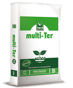 Foto de Fertilizantes NPK granulado libres de cloruro y sodio