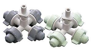 Foto de Nebulizadores para el control de humedad y temperatura