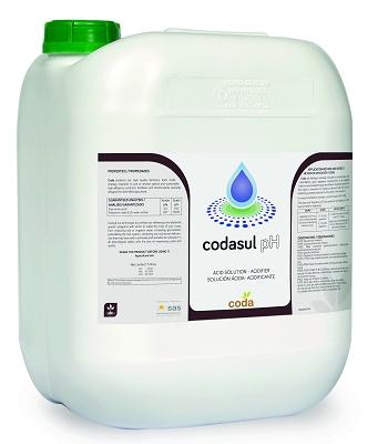 Foto de Fertilizante acidificador desbloqueador