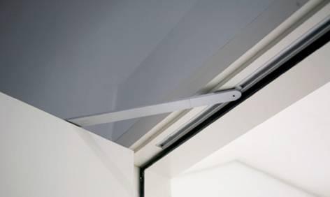 cierrapuertas integrado geze boxer ism efs materiales. Black Bedroom Furniture Sets. Home Design Ideas