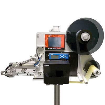 Foto de Impresoras aplicadoras para medianas producciones