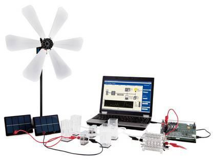 Foto de Equipos de integración de energías alternativas