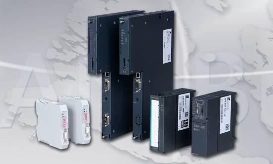 Foto de Módulos de control de redes CAN