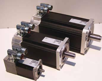 Foto de Servomotor compacto para aplicaciones exigentes