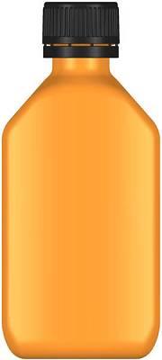 Foto de Botellas rectangulares de PET para bebidas espirituosas
