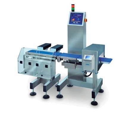 Foto de Detector de metales con control de peso