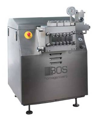 Foto de Homogeneizadores de alta presión