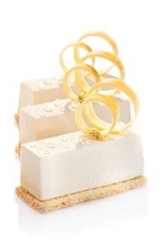 Foto de Alianzas de chocolate blanco