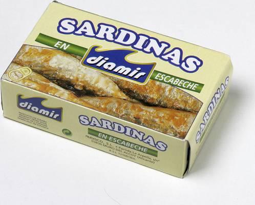 Foto de Sardinas en escabeche