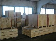 Foto de Módulos de madera