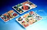Foto de Bandejas de comida preparada