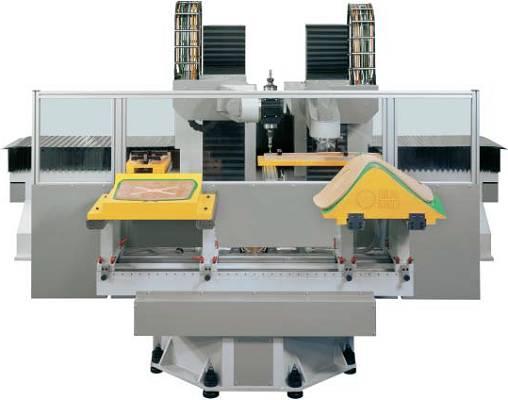 Foto de Centros de mecanizado dobles
