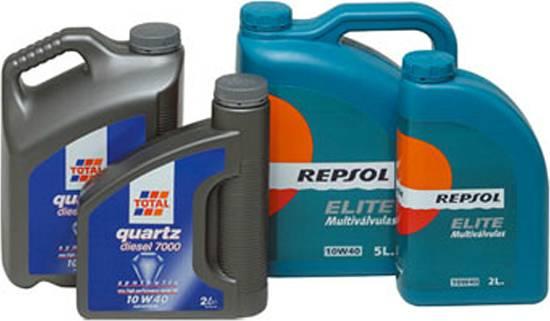 Foto de Envases para lubricantes
