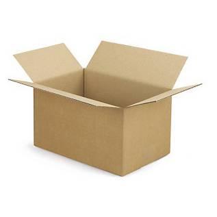 Foto de Caja de cartón paletizable