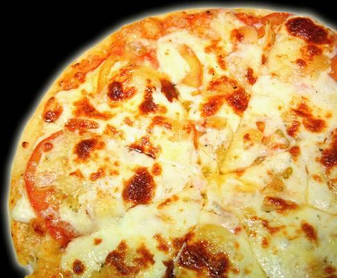 Foto de Pizzas de queso de cabra