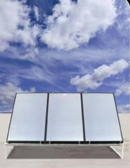 Foto de Captadores solares térmicos