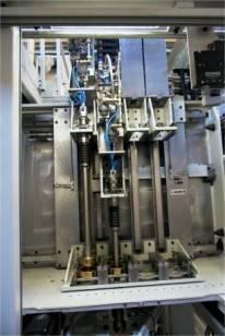 Foto de Estaciones de control para la medición de cilindros