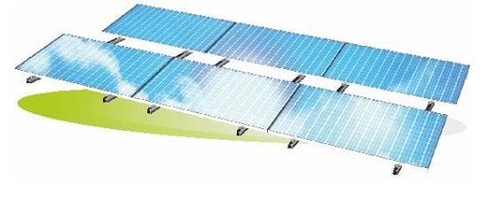 Foto de Sistemas de fijación para placas solares