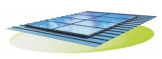 Foto de Estructuras para módulos fotovoltaicos o térmicos