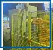 Foto de Puertas de protección para maquinaria