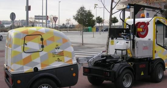 Foto de Remolques para vehículos eléctricos