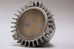 Foto de Iluminación interior de diodos LED