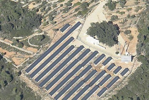 Foto de Instalación de huertas solares