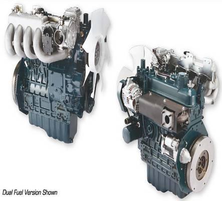 Foto de Motores para vehículos industriales
