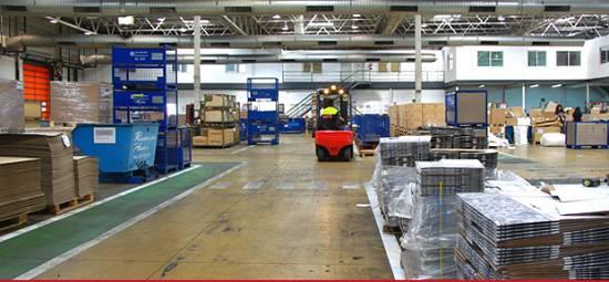 Foto de Servicios de almacenaje y distribución de mercancías
