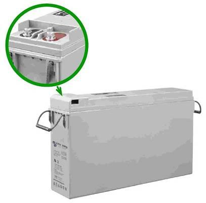 Foto de Baterías para aplicaciones de telecomunicaciones