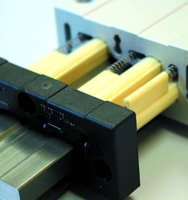 Foto de Sistema de guiado lineal