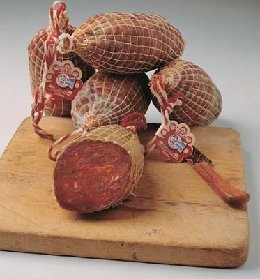 Foto de Morcones ibéricos de bellota